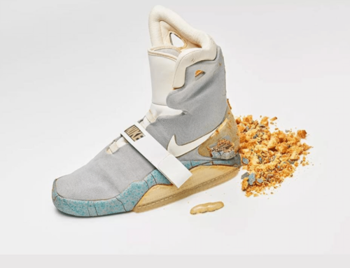 Original Nike Mags From Back To The Future II Auctioned Off For An Insane $92,100