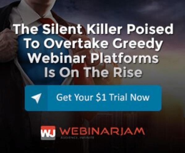 WebinarJam silent killer