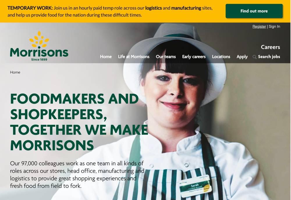Morrisons Jobs