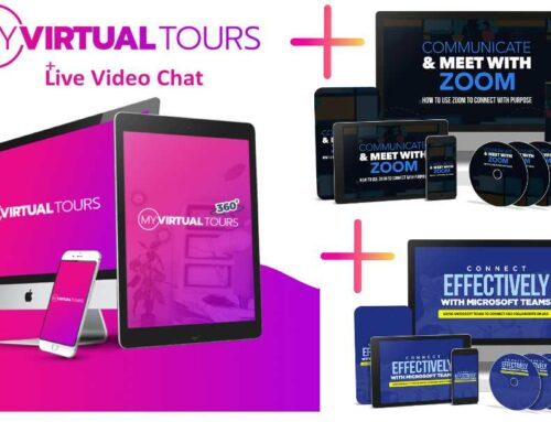 MyVirtualTours – 360 Virtual Tours And Zoom Like Video Calls