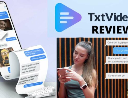 TXTVideo 2.0 Review – Text Video Creation Software