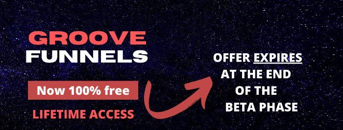 Groove Funnels Lifetime Access