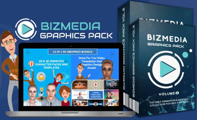 Bizmedia Graphics Pack Volume 2