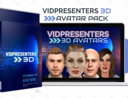 Vidpresenters 3D – 3D animation video creation software